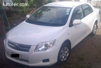 For sale toyota Axio