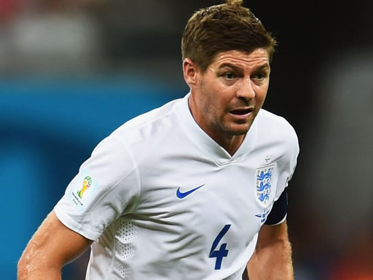 Steven Gerrard - Football News - Kitoler.com