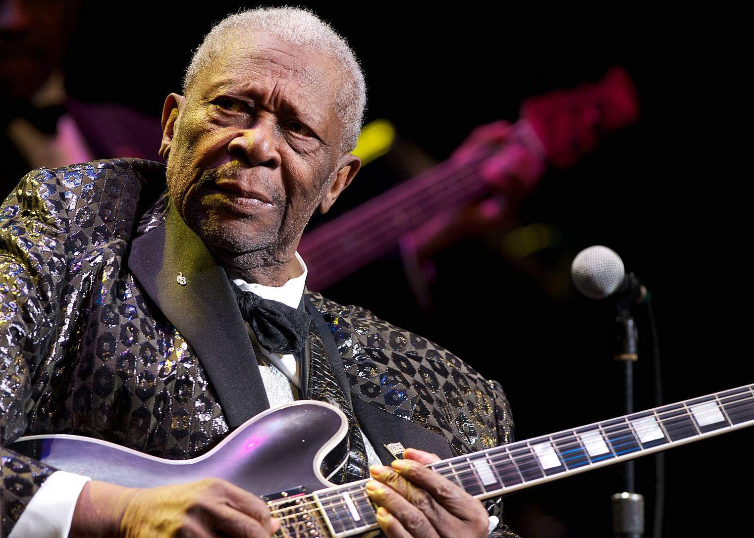 Legend BB King died - People News - Kitoler.com